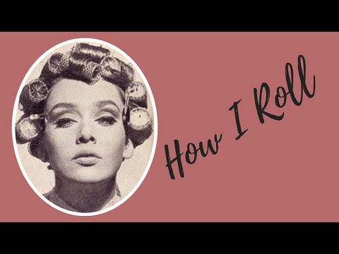 How I Roll ~ A Requested Guide for Using Rollers In Vintage Hairstyling