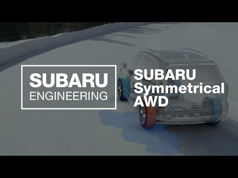 What Is Subaru Symmetrical All-Wheel Drive? (2017 Updated)