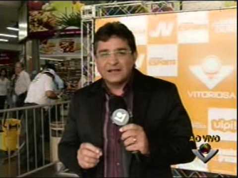 Linha Dura 15 anos de TV Vitoriosa Terceiro Bloco
