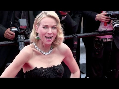 Naomi Watts at the Mad Max Premiere in Cannes
