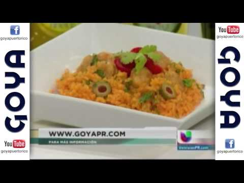 Arroz con longaniza by Chef Rosita
