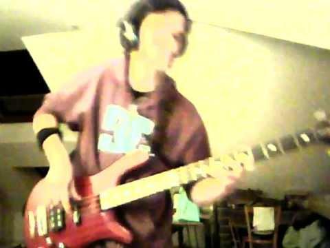 Keith Merrow - Malfunction (Bass cover)