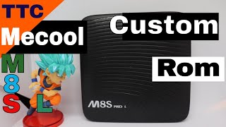 Mecool M8s pro L Custom Rom LQ AND LB ( Nexus ROM (Android TV) (20181111) [2018]