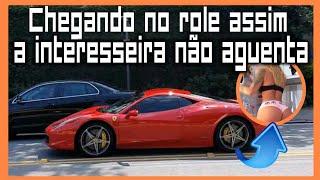 Ferrari roubou a cena com som ensurdecedor + super carros (Pé de chumbo do mês)
