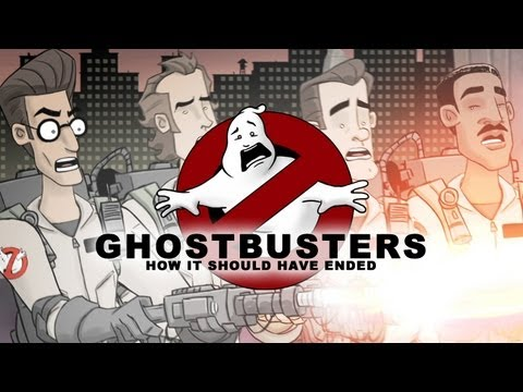 Thumb Ghostbusters: How It Should Have Ended