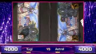 Yu-Gi-Oh! WCQ North America 2014 - Special Duel: Yugi (Dan Green) vs. Astral (Marc Thompson) [720P]