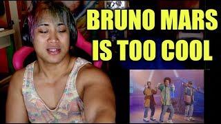 Download Lagu Bruno Mars - Finesse (Remix) [Feat. Cardi B] REACTION VIDEO #KingKennySLay Gratis STAFABAND