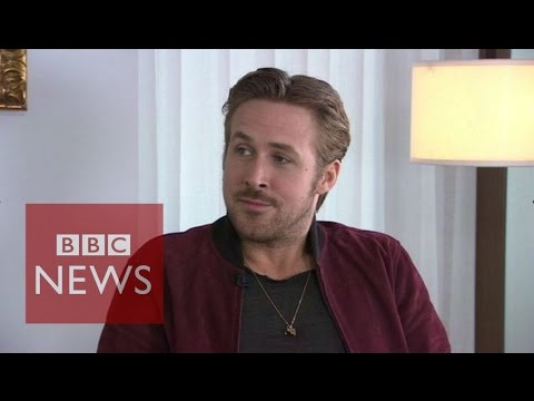Ryan Gosling on life behind the camera - BBC News
