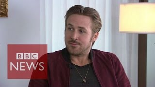 Ryan Gosling on life behind the camera - BBC News