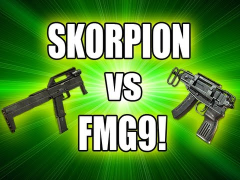 MW3 Tips & Tricks: FMG9 vs Skorpion - Which is better? (Modern Warfare 3)