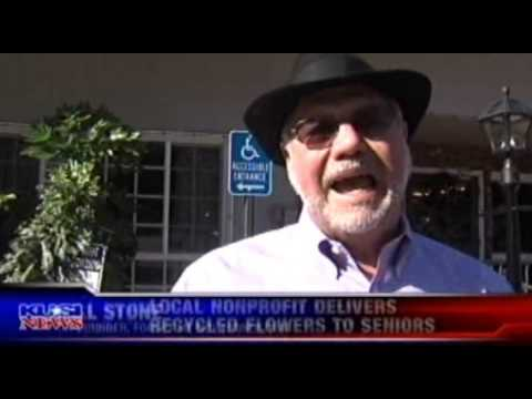 AMERICAN MEDICAL RESPONSE / FORGET ME NOT FOUNDATION  AMR  KUSI TV 12 29 13 11pm