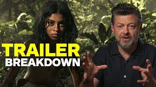 Andy Serkis Breaks Down the First Mowgli Trailer