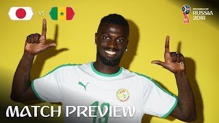 Mbaye Niang (Senegal) - Match 30 Preview - 2018 FIFA World Cup™