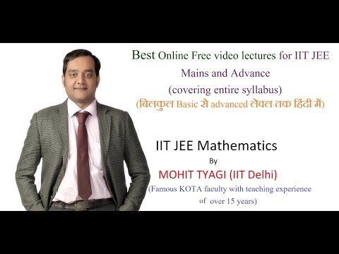 Introduction to IIT JEE MATHEMATICS by Mohit Tyagi