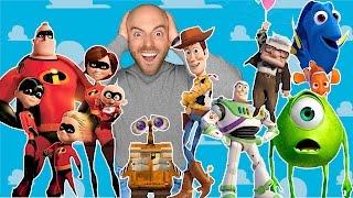 10 Pixar Movie Theories to Blow Your Mind! by : MatthewSantoro