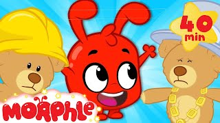 Teddy Bears Everywhere - My Magic Pet Morphle | Cartoons For Kids | Morphle TV | Mila & Morphle