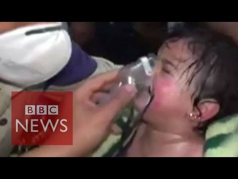 Syria conflict: New evidence of chemical attacks - BBC News