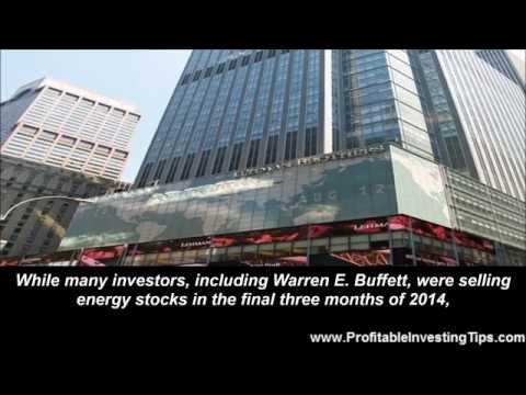Investing in Value Stocks
