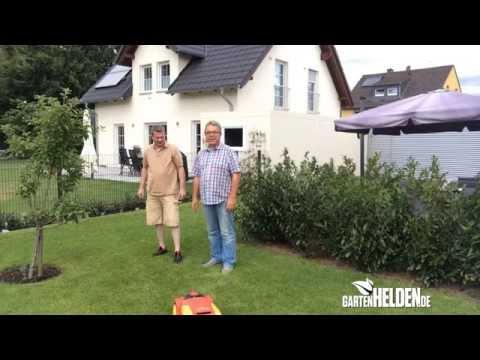 Geräte Für Den Garten - 3 - Rasenmäher Roboter - GartenHELDEN Produkttest