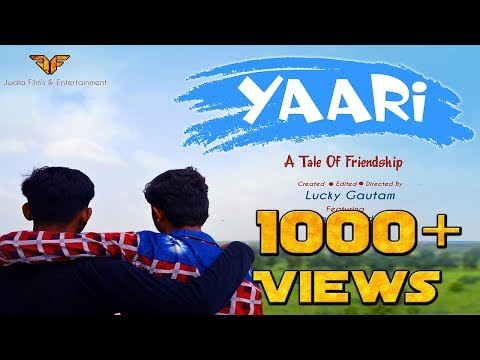 Yaari - A Tale Of Friendship | Yaara Teri Yaari | Heart touching Song