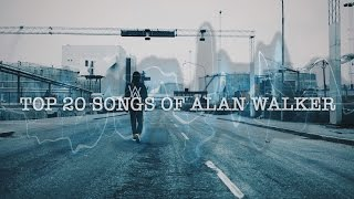 Top 20 songs of Alan Walker | 20 bản EDM hay nhất của Alan Walker | 1992music