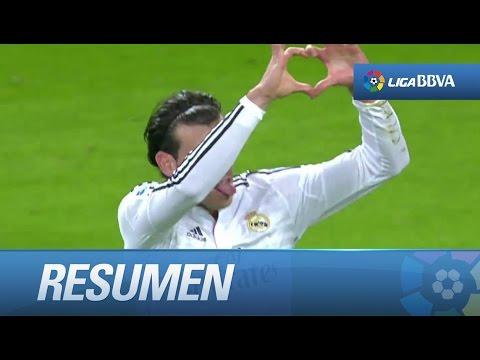 Resumen de Real Madrid (5-1) Rayo Vallecano - HD