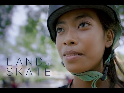 Land of Skate - Meet Srey Pich