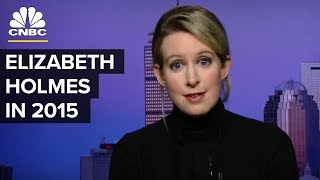Theranos CEO Elizabeth Holmes: Firing Back At Doubters | Mad Money | CNBC