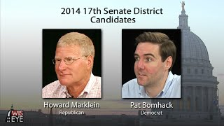 Campaign 2014 Morning Minute: 17th Senate District Candidates on Legalizing Marijuana