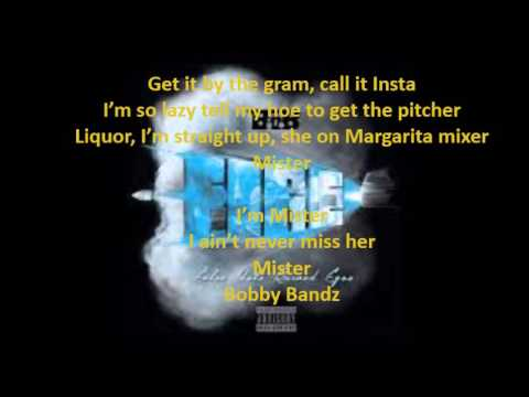 Mr Mister- B.o.B lyrics *New Song 2017*