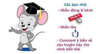 Audio Truyện Truyện Cổ Tích Việt Nam   Tinh Con Chuột