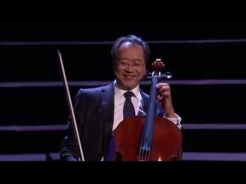 YoYo Ma Bach Cello Suite No1 in G Major