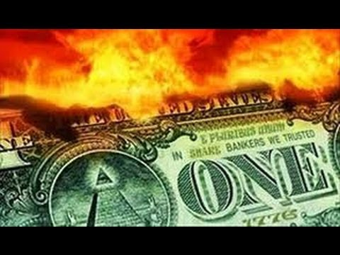 COLLAPSING THE US DOLLAR: Who Will Run First?