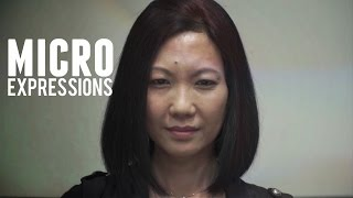 MICRO EXPRESSIONS in 4K - LIE TO ME Style Analysis - Micro Expressions Training like in Lie To Me