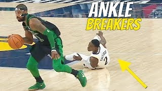 10 NBA Players who are HoF Ankle-Breakers! (2017-2018)