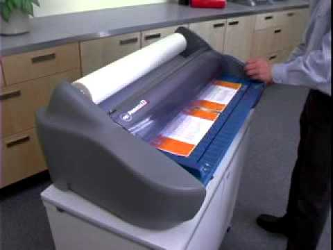 The Pinnacle� 27 incorporates superior engineering to deliver the highest level of professional lamination quality and easy and intuitive operation. Incorporating GBC's AccuTherm� heating...