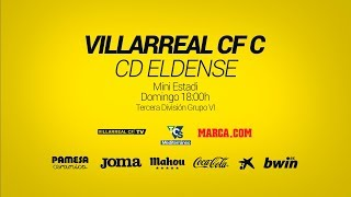 Villarreal CF C - CD Eldense