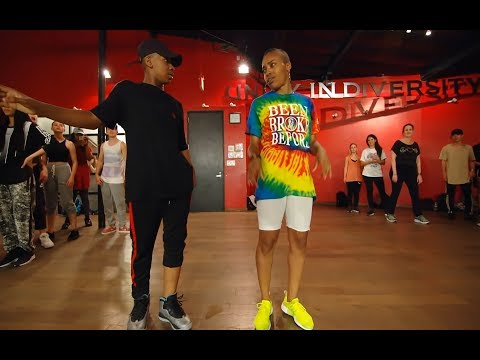 Chris Brown - Kiss Kiss - Choreography by Anze Skrube ft. Kida The Great