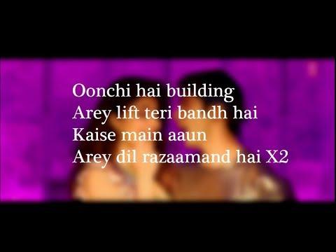 download lagu Lyricsoonchi Hai Building 2.0 Full Al  – Judwaa gratis