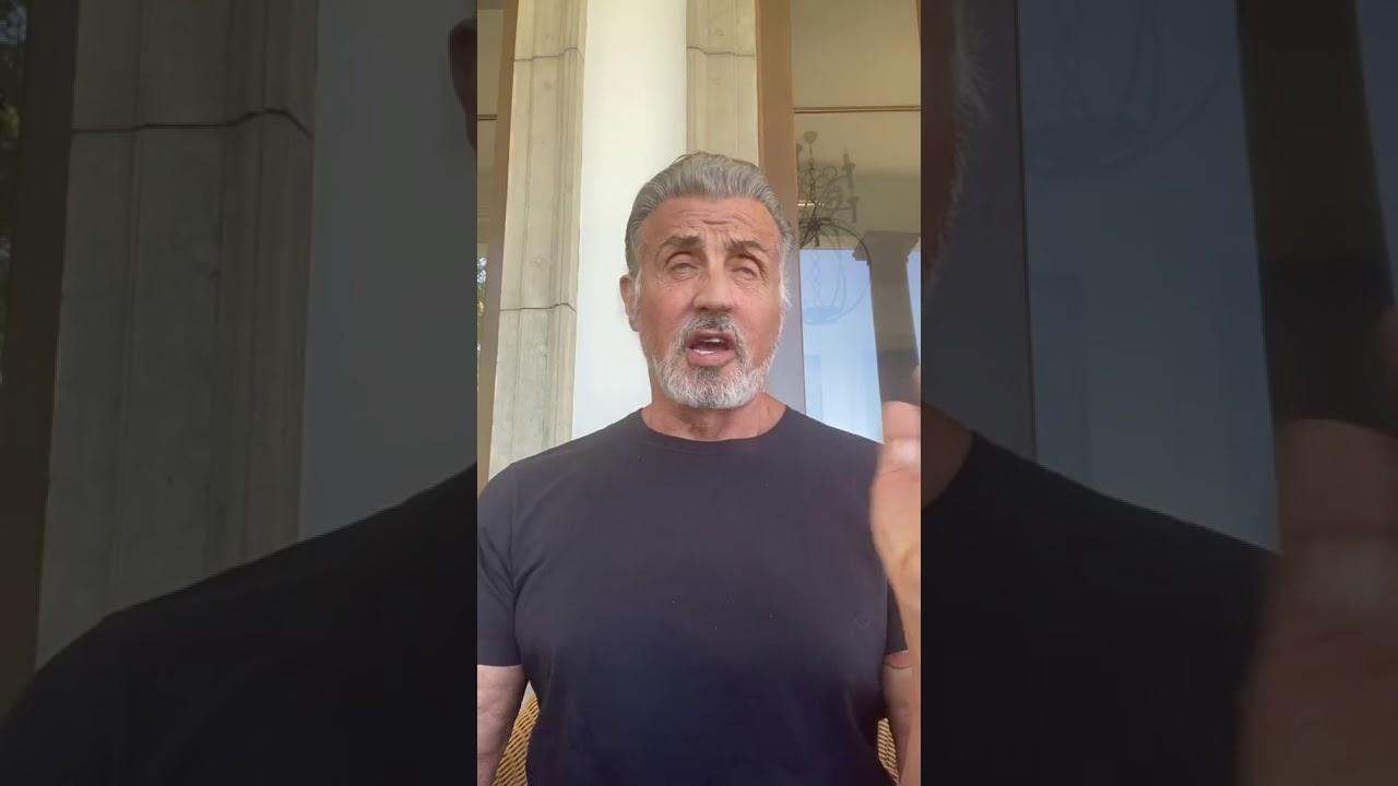 Sylvester Stallone answer fans questions new/Сильвестер Сталлоне отвечает на вопросы фанатов