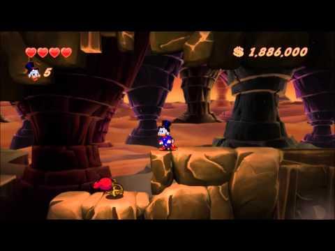 Ducktales Remastered Episode 4: Diamond Mining