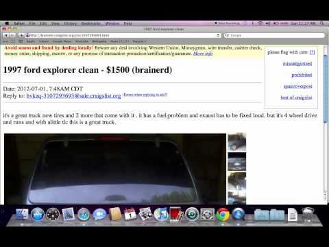 Craigslist Brainerd MN Used Cars for Sale - Low Prices on Trucks and SUV Models Today