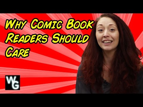 Why comic book readers should care