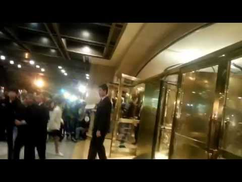 Shinee En Argentina - Hotel Panamericano 140408 video
