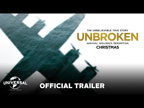 Unbroken - Official Trailer 2 (HD)