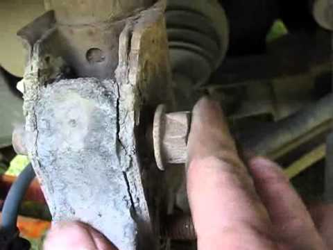 1998 Chevy Malibu Quick Strut Replacement (07/11/11)