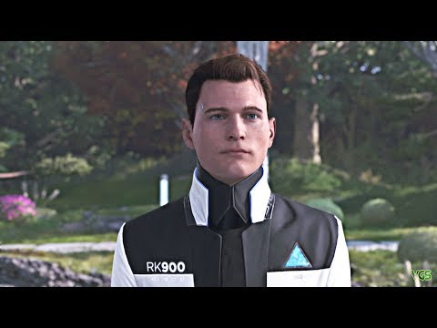 Detroit Become Human - Connor is Replaced