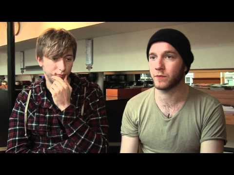 Wild Beasts interview - Chris Talbot and Tom Fleming (part 3)