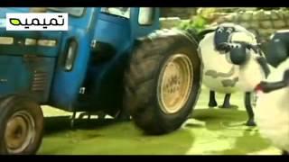 فلم كرتون الغنم ( Shaun The Sheep ) بدون موسيقى 4