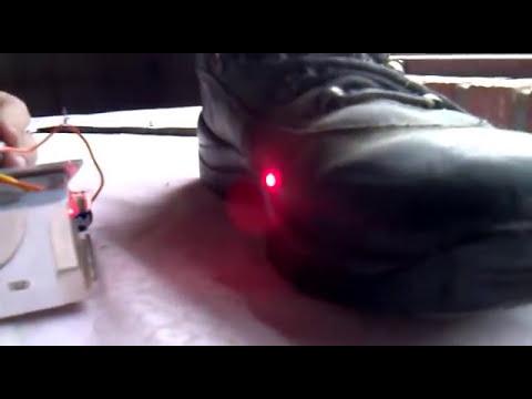 Laser De Alta Potencia Casero